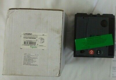 Schneider Electric LV432641 Motor Mechanism Module for Compact NSX400/630 New