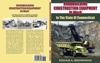 Roadbuilding Construction Equipment at Work in the State of Connecticut