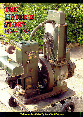 The Lister D Story 1926-1964 by David W. Edgington