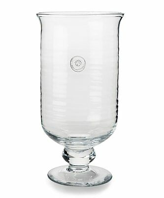 "Juliska Berry & Thread Glassware 11"" Hurricane"