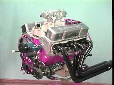 THE 800 PLUS Horse 460 - 520 Big Block Ford Racing Engine