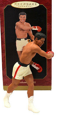Muhammad Ali ~ Hallmark ~1999~ Heavyweight Champion of the World~MIB