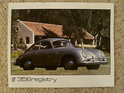 1991 Porsche 356 Registry Magazine Vol#15 No. 4, April / May 1991 Early & Rare!