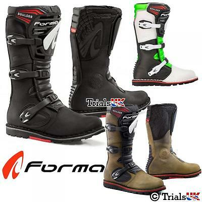 Forma Boulder Riding Boot for Trials-Enduro-Off Road