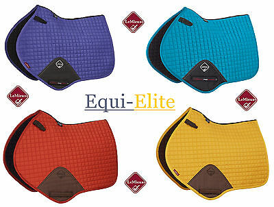 LeMieux Pro Sport Lustre Luxury Close Contact Jumping Event Square Saddle Pad