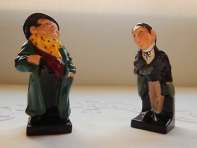 Royal Doulton Dickens Characters Tony Weller & Stiggins