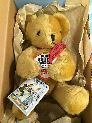 rare NORMAN ROCKWELL AMERICAN BEAR - SERIES 3 #205  REPUBLICAN edition - DEAN'S