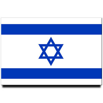 Fridge magnet Flag of Israel