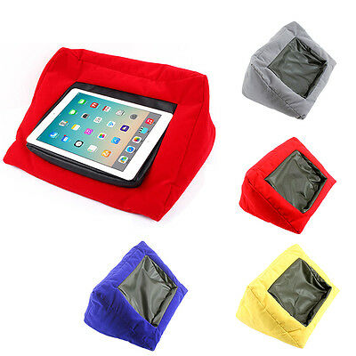 iPad Cushion Pillow Stand Holder for iPad & Most Tablet PC Devices Avoid RSI