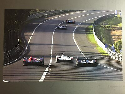 2003 24 Hours of Le Mans Print, Picture, Poster RARE Awesome L@@K