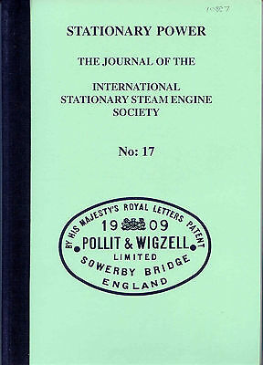 Stationary Power No. 17 - Hastings Waterworks, Agnes 500hp Corliss valve engine