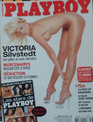 Playboy (édition francaise) - Victoria Silvstedt