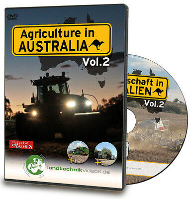 Agriculture in Australia Volume 2 DVD