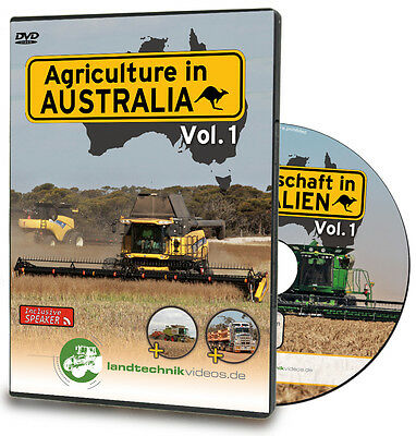 Agriculture in Australia Volume 1 DVD