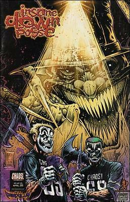 Chaos! Comics Insane Clown Posse The Pendulum 2 of 12. I Don't Care CD Single