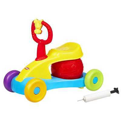 PLAYSKOOL BOUNCE, RIDE and MUSIC - Ride On Toy