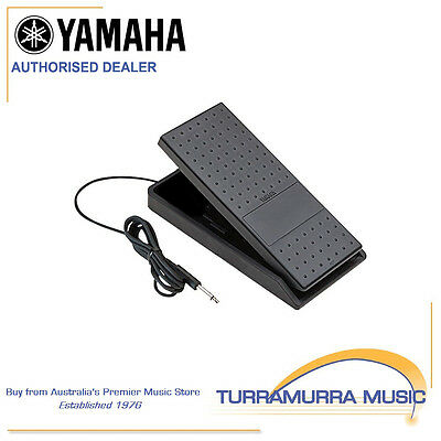 Yamaha FC7 Expression / Volume Pedal / Foot Controller