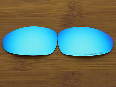Replacement Ice Blue Polarized Lenses for Juliet Sunglasses