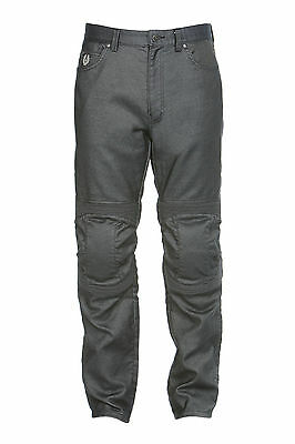 Belstaff Mens Dynatec Jeans (With Armour) Iron Grey