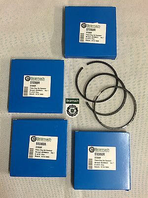 BEARMACH LAND ROVER 300TDi STANDARD PISTON RING SET FOR 4 PISTONS
