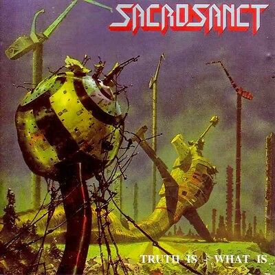 Sacrosanct - Truth Is - What Is MC #G92364