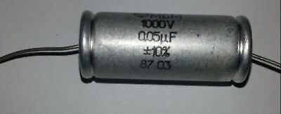 Capacitor Metalised Paper 0.05uF