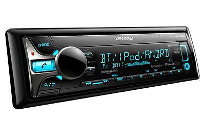 Kenwood KDC-BT565U 1-DIN Car Stereo In-Dash CD Receiver with Built-in Bluetooth