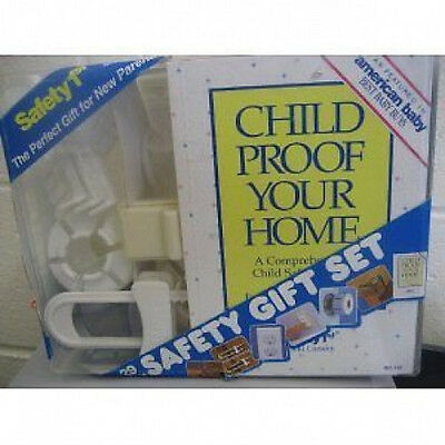 NEW Safety 1st, 29 Piece Safety Gift Set to Childproof Your Home & Instructions