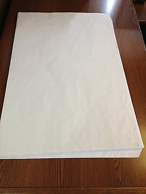 White Tissue Paper - 480 Sheets - Free Shipping!!!