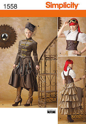Cutting Patterns Steampunk 2 (1558); Sz. 40-48