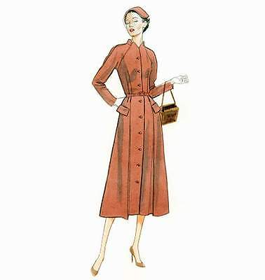 Cutting Patterns Dress 1951; Sz. 34-42