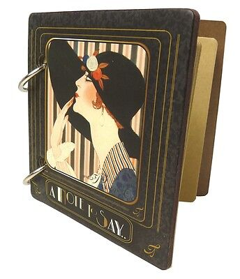 Gatsby Chic Mini Notebook Album