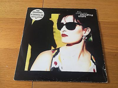 "Creatures - Standing There - 1989 10"" Single Siouxsie - Buy More Combine Postage"