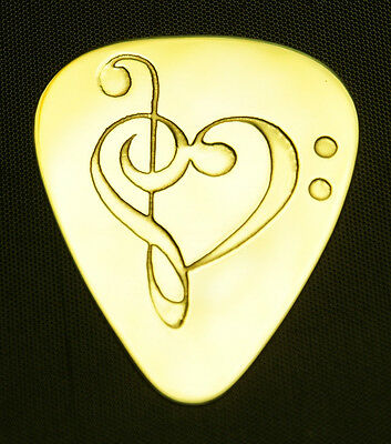 Bass Acoustic Solid Brass Guitar Pick Electric ROYAL ENFIELD