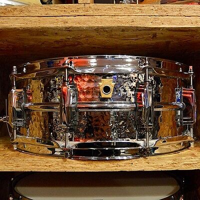 Ludwig Hammered Supraphonic Snare Drum – 14x5in