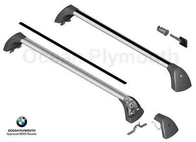 Genuine BMW Roof Bars - 5 Series Saloon F10