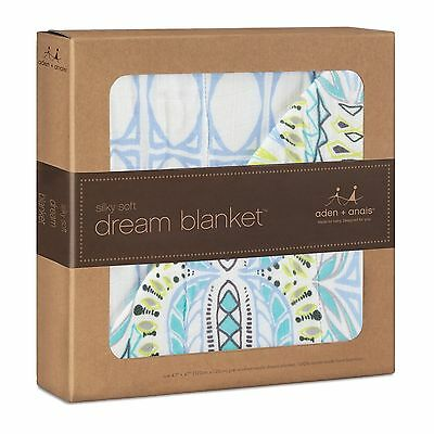 Aden and Anais Silky Soft Dream Blanket with vary color options