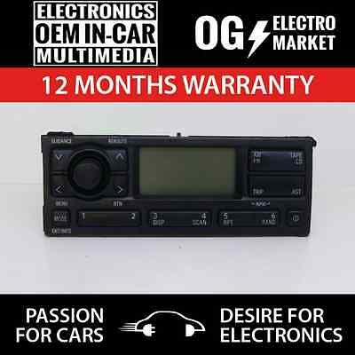 Toyota Avensis T22 Central Info Display Navi Gps Tft Lcd 86110-05011 Cn-Ts6070La