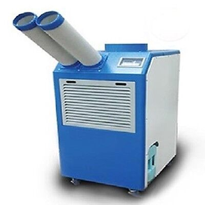 Portable Air Conditioner 21,000 BTU - 208/230V - 1 Ph - Dual Nozzle - Commercial