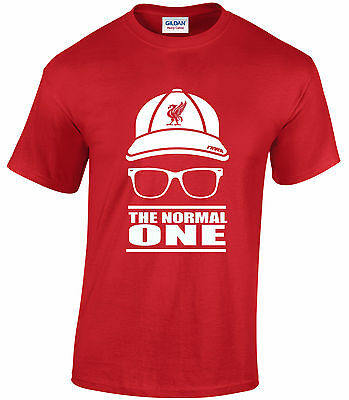 Jurgen Klopp the normal one t shirt all sizes adults,kids cap & glasses