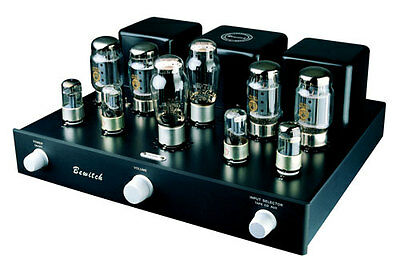 Bewitch 6550/KT88 Vacuum Tube Integrated Amplifier Brand New