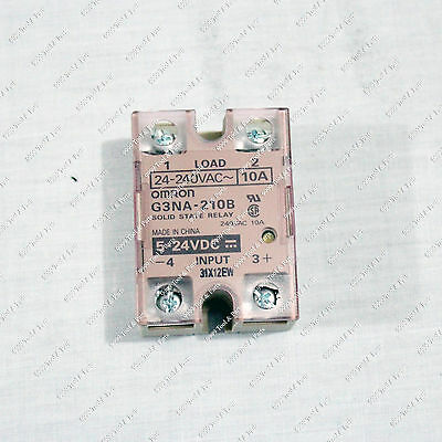 1pc Omron Solid State Relay G3NA-210B 5-24VDC