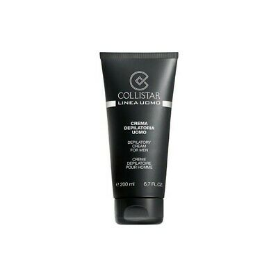 COLLISTAR linea uomo crema depilatoria 200 ml