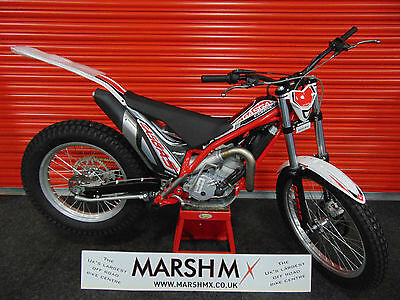 Gas Gas Contact 250 Trials 2017 Model, BRAND NEW!!