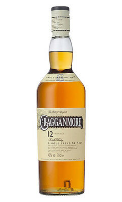 Craggenmore 12Yo Speyside Single Malt Scotch Whisky 700Ml