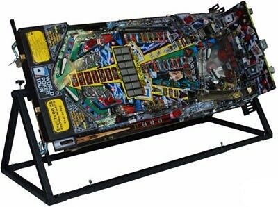 Pinball Machine Repair Playfield Rotisserie Spin Jig Rotator for Table