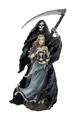 Summoning The Reaper Statue Sculpture Figure - WE SHIP WORLDWIDE