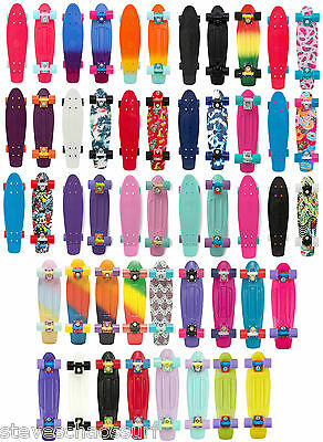 GENUINE 2016 Penny Skateboard Original 22 Inch Board ABEC7 Free UK Delivery NEW