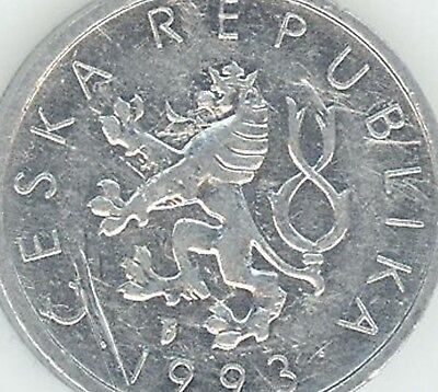 Czech Republic 10 (Ten) Haleru Coins