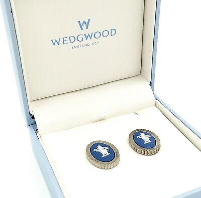 Authentic Wedgwood Earrings
